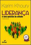 capa do livro Liderança é uma questão de atitude