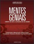 Mentes Geniais - Capa do Livro